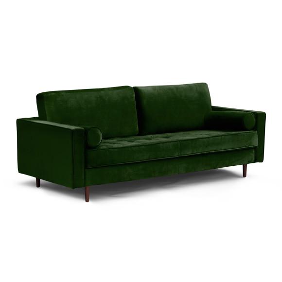Bloomfield Velvet Sofa