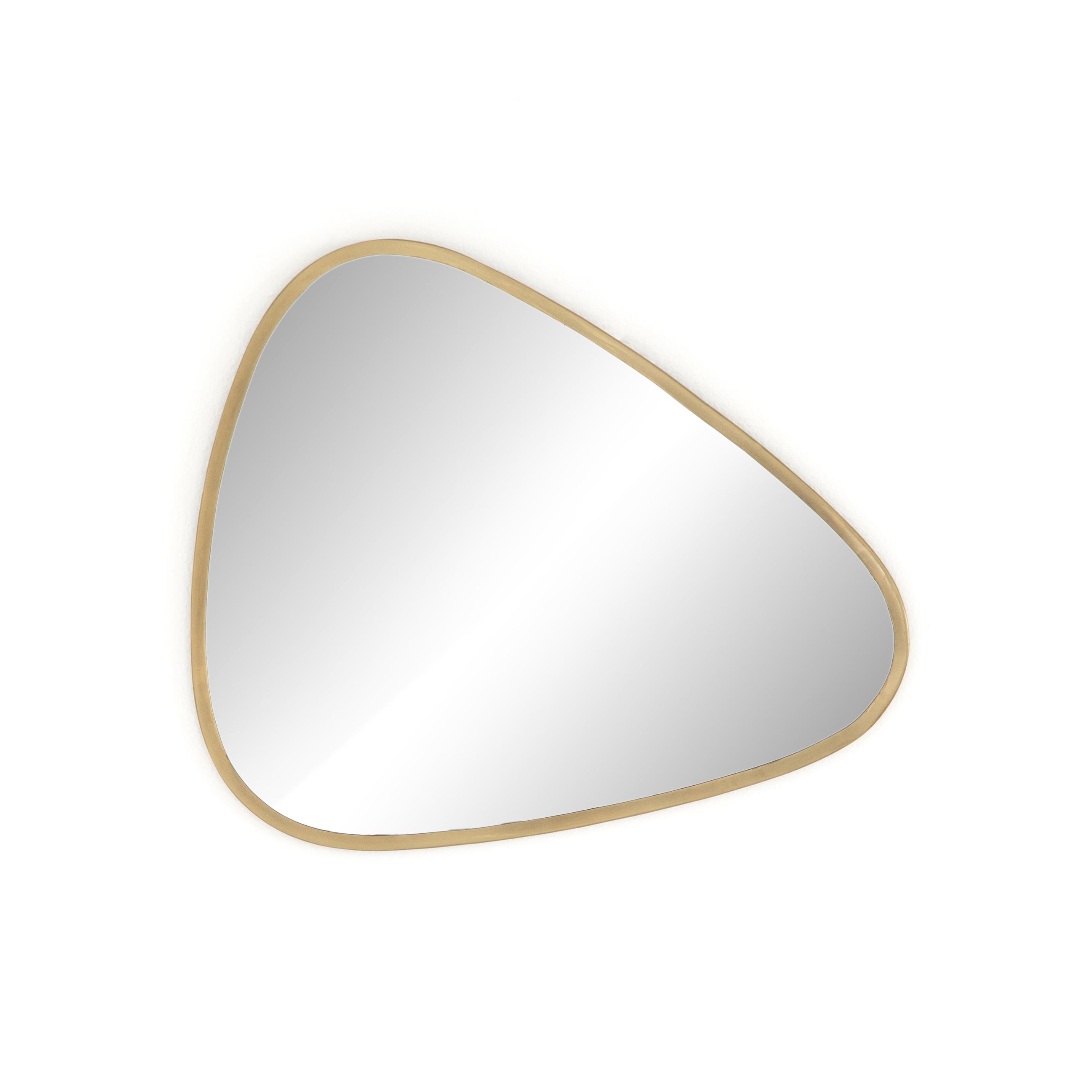 Brinley Triangle Mirror
