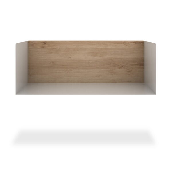 Oak U-shelf - M
