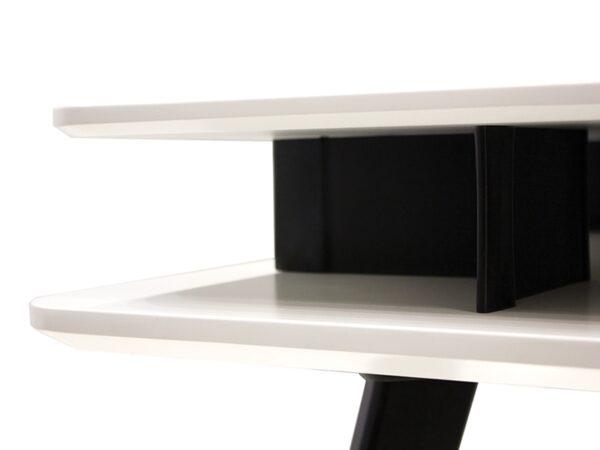 Dart Desk White